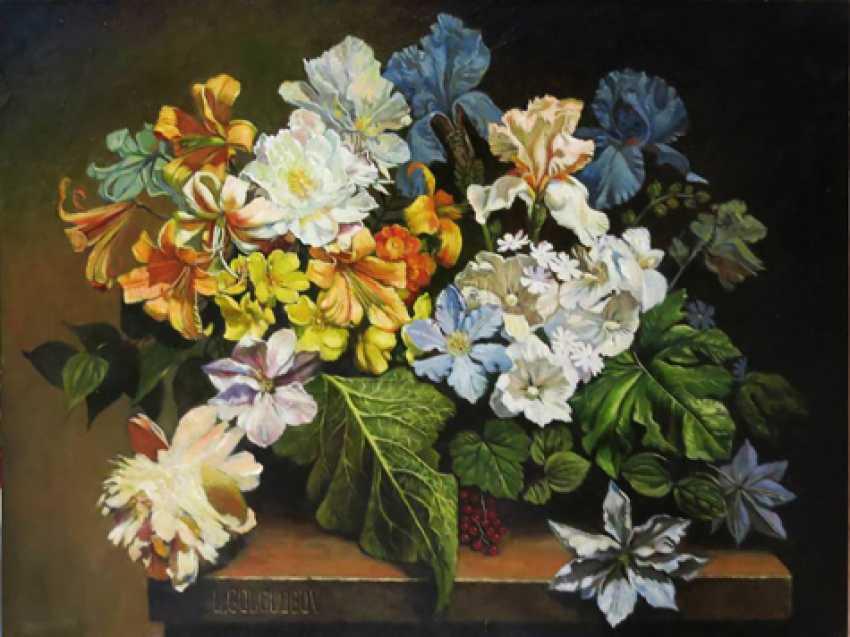 Leonid Gololobov. Bouquet - photo 1