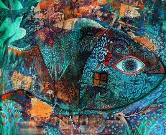 OXANA ZAIKA. Symbolic fish - photo 1