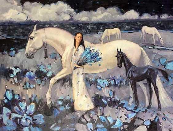 "Vladislava Turskay. ""Song of the fields"" - photo 1"