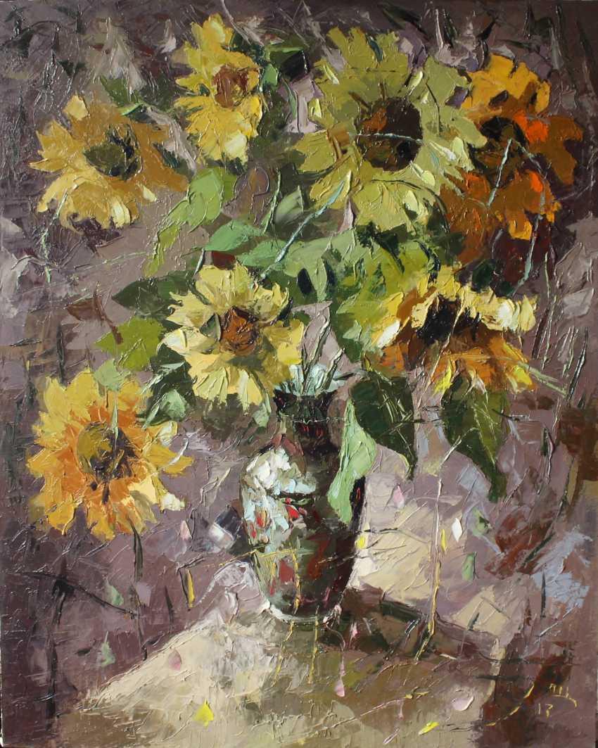 Ara Ghevondyan. Sunflowers - photo 1