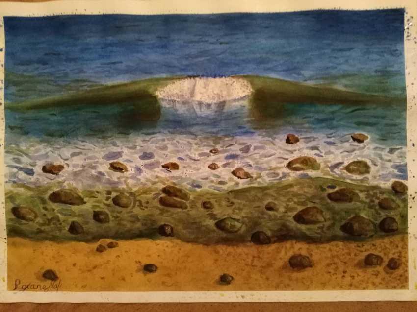 Ok Ma. the wave - photo 1