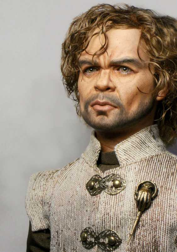 Margarita Kazantseva. Collectible doll Tyrion - photo 1