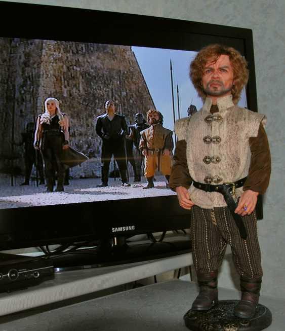 Margarita Kazantseva. Collectible doll Tyrion - photo 3