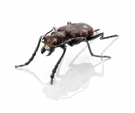 "Igor Uchevatov. The sculpture ""horse bug"". - photo 1"