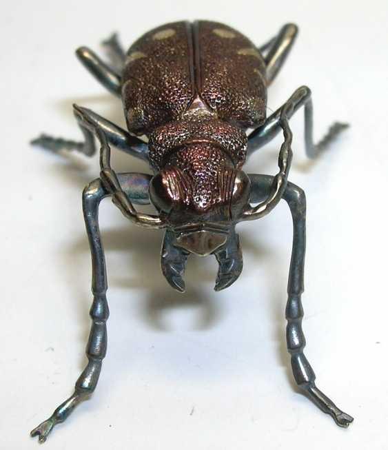 "Igor Uchevatov. The sculpture ""horse bug"". - photo 2"