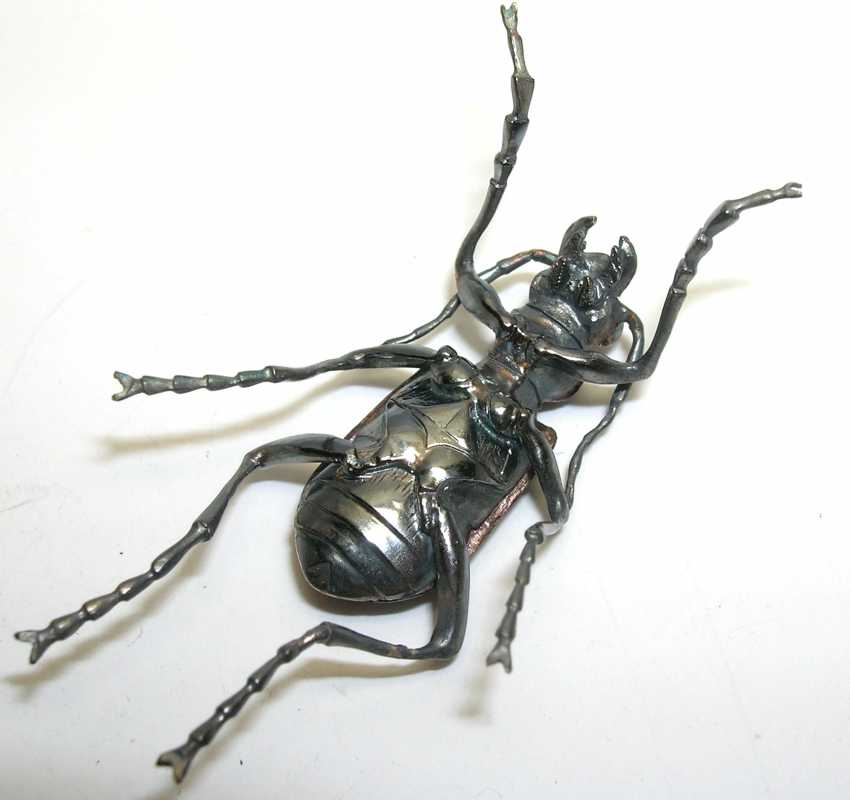 "Igor Uchevatov. The sculpture ""horse bug"". - photo 3"