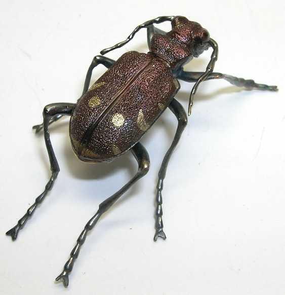 "Igor Uchevatov. The sculpture ""horse bug"". - photo 4"