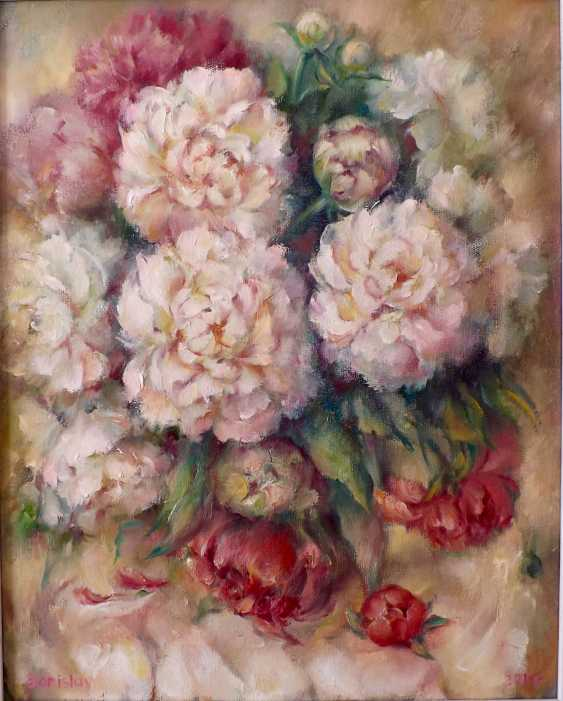 "Boris Belenko. ""White peonies"" - photo 1"