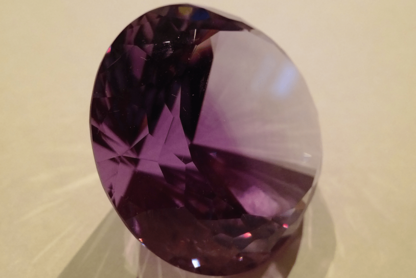 Natural Amethyst 135ct. - photo 1