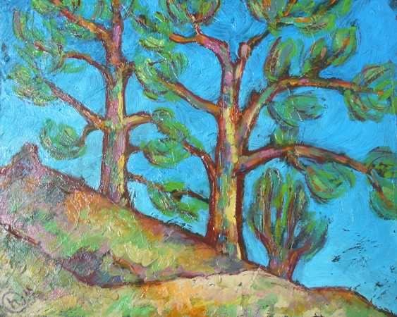 Julia Sovtus. Pine - photo 1