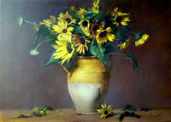 Vlad Lechehleb. Sunflowers Elizabeth. - photo 1