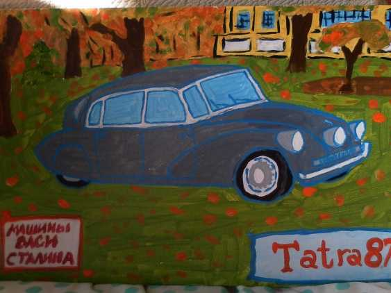 Vitalii Nechitaylo. Tatra 87 - photo 1