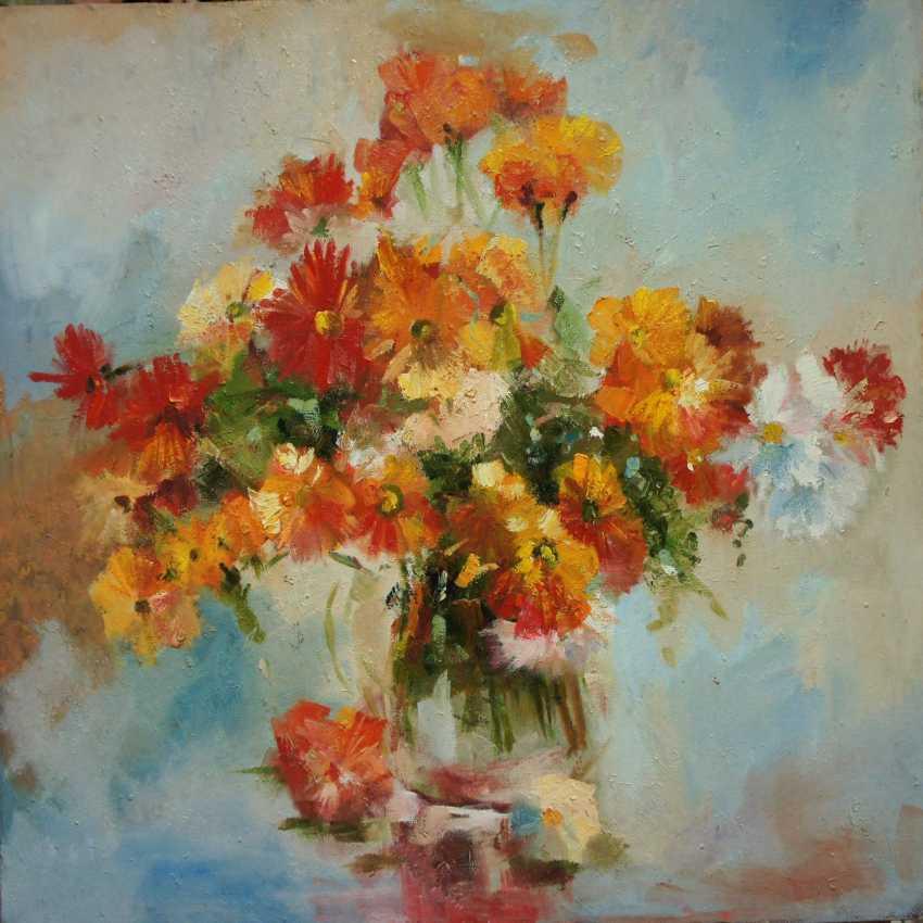 Vagan Shachramanyan. Flowers - photo 1