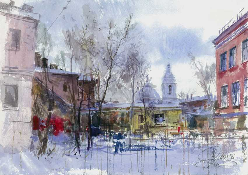 Aleksey Tochin. The patio on the second line - photo 1