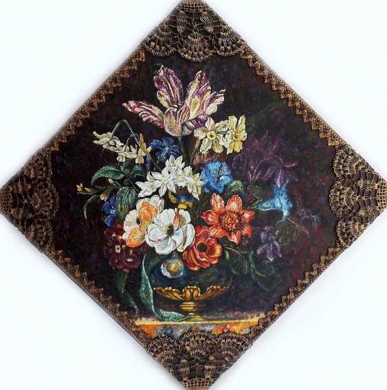 Olga Zemskhykh. Vintage flowers. - photo 1