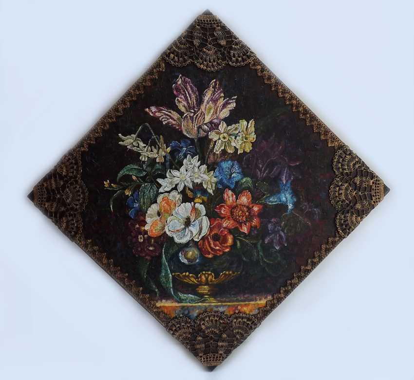 Olga Zemskhykh. Vintage flowers. - photo 2