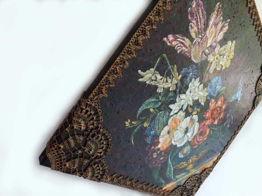 Olga Zemskhykh. Vintage flowers. - photo 3