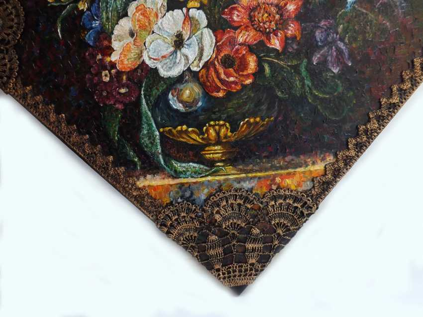 Olga Zemskhykh. Vintage flowers. - photo 4