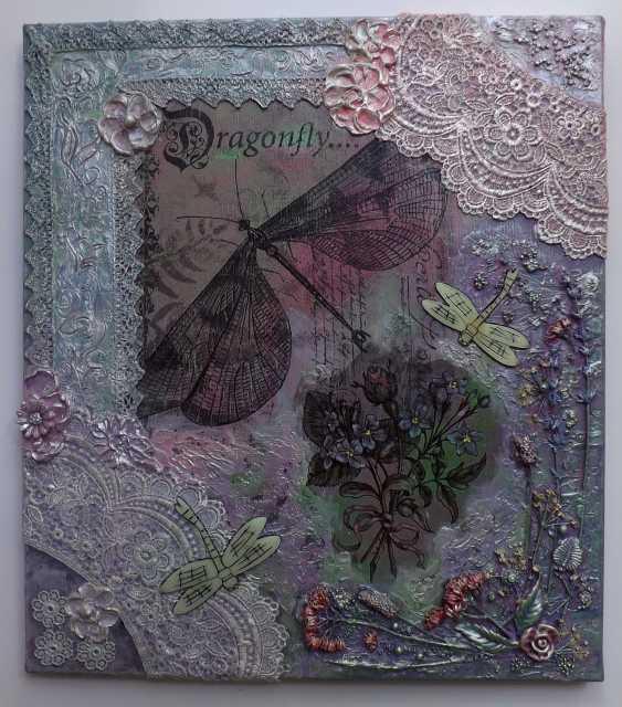 Olga Zemskhykh. Dragonfly. - photo 1