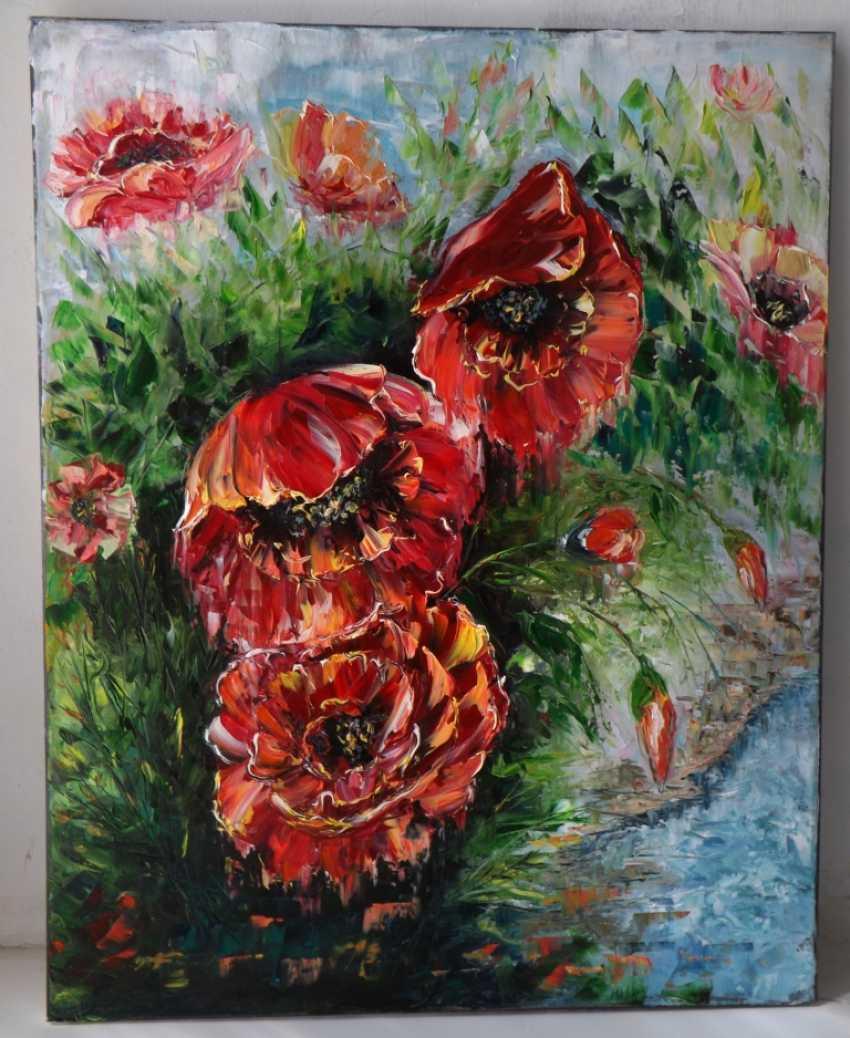 Olga Zemskhykh. Poppies. - photo 1