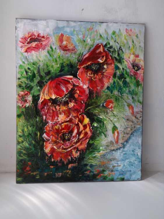 Olga Zemskhykh. Poppies. - photo 3