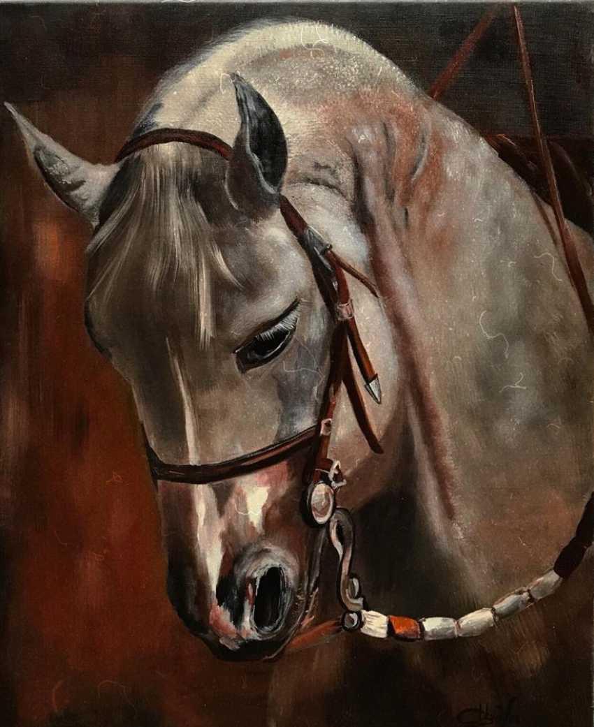 "Inna Sizova. ""Arabian horse"" - photo 1"