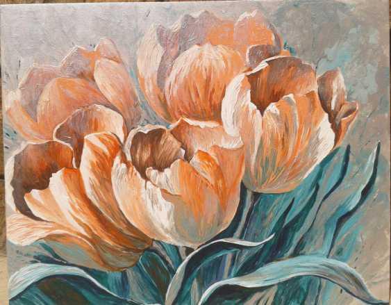Sitora Brejneva-Muradova. Tulips - photo 1