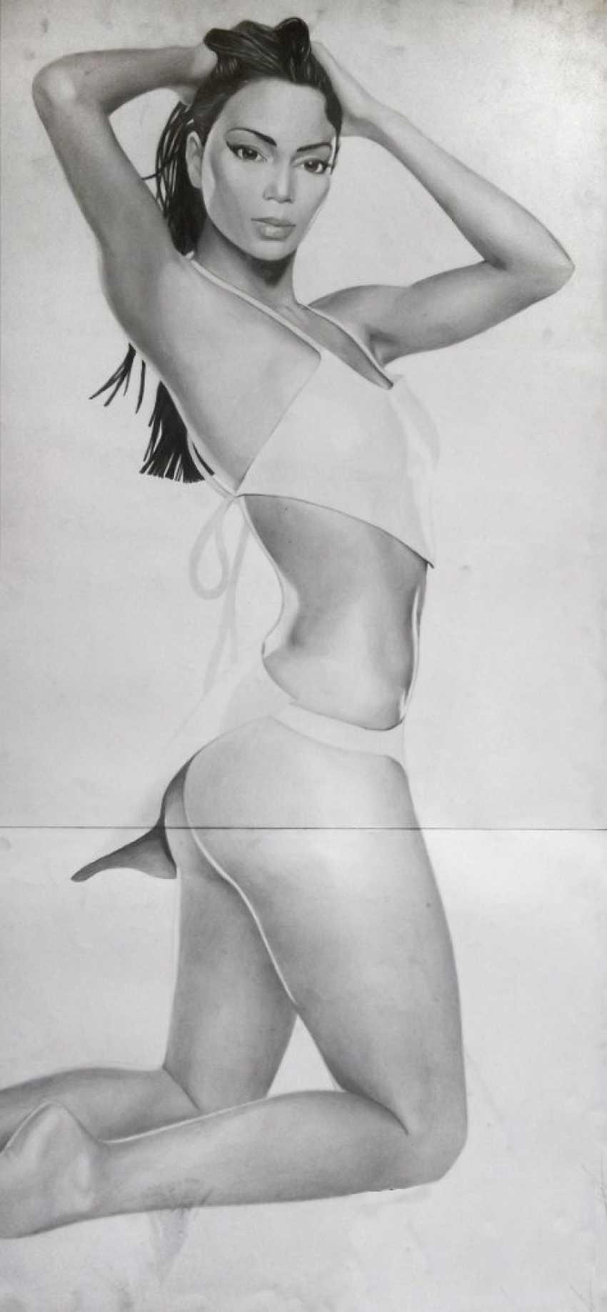 Айдос Маканов. модель №1 - фото 1