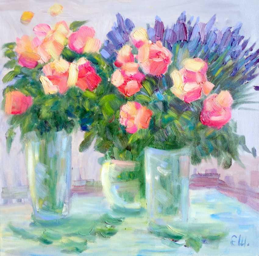 """Elena Shipunova. """"Roses"""" - photo 1"""