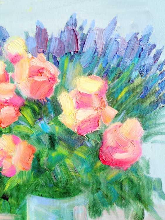 """Elena Shipunova. """"Roses"""" - photo 2"""
