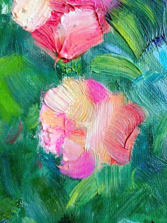 """Elena Shipunova. """"Roses"""" - photo 3"""