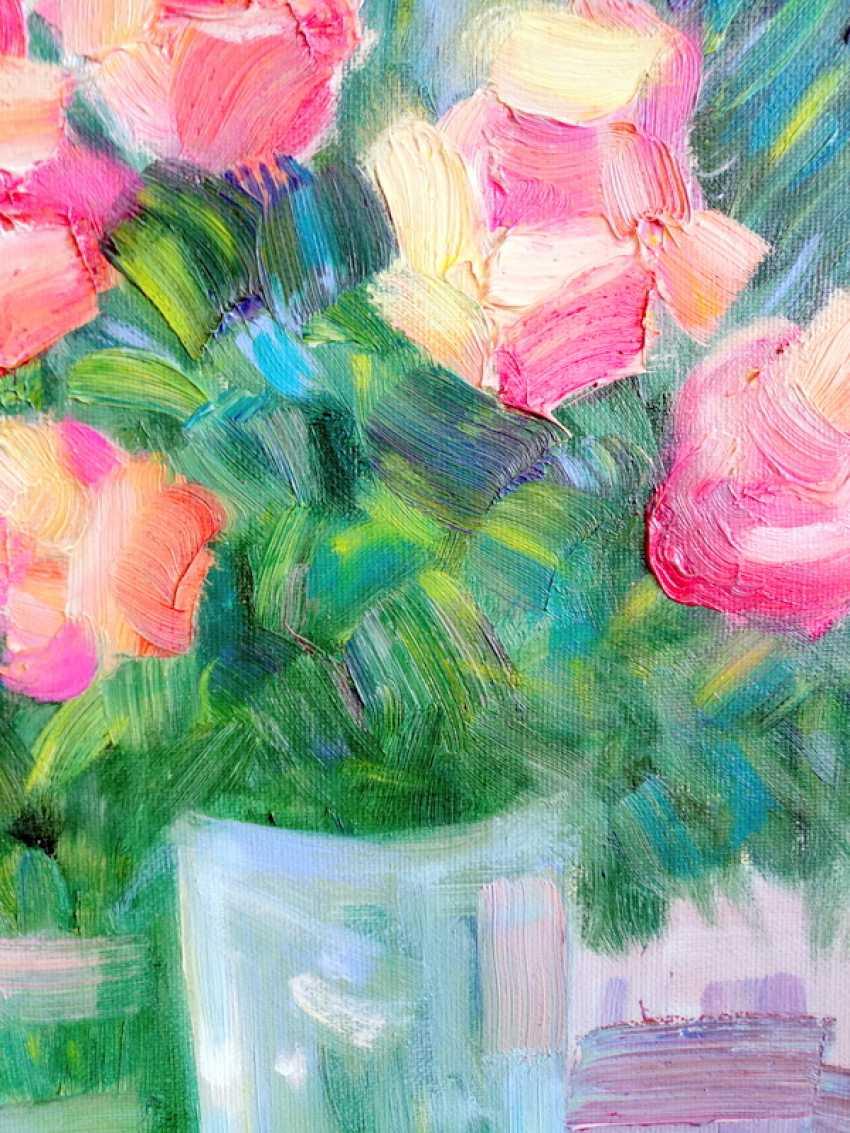 """Elena Shipunova. """"Roses"""" - photo 4"""