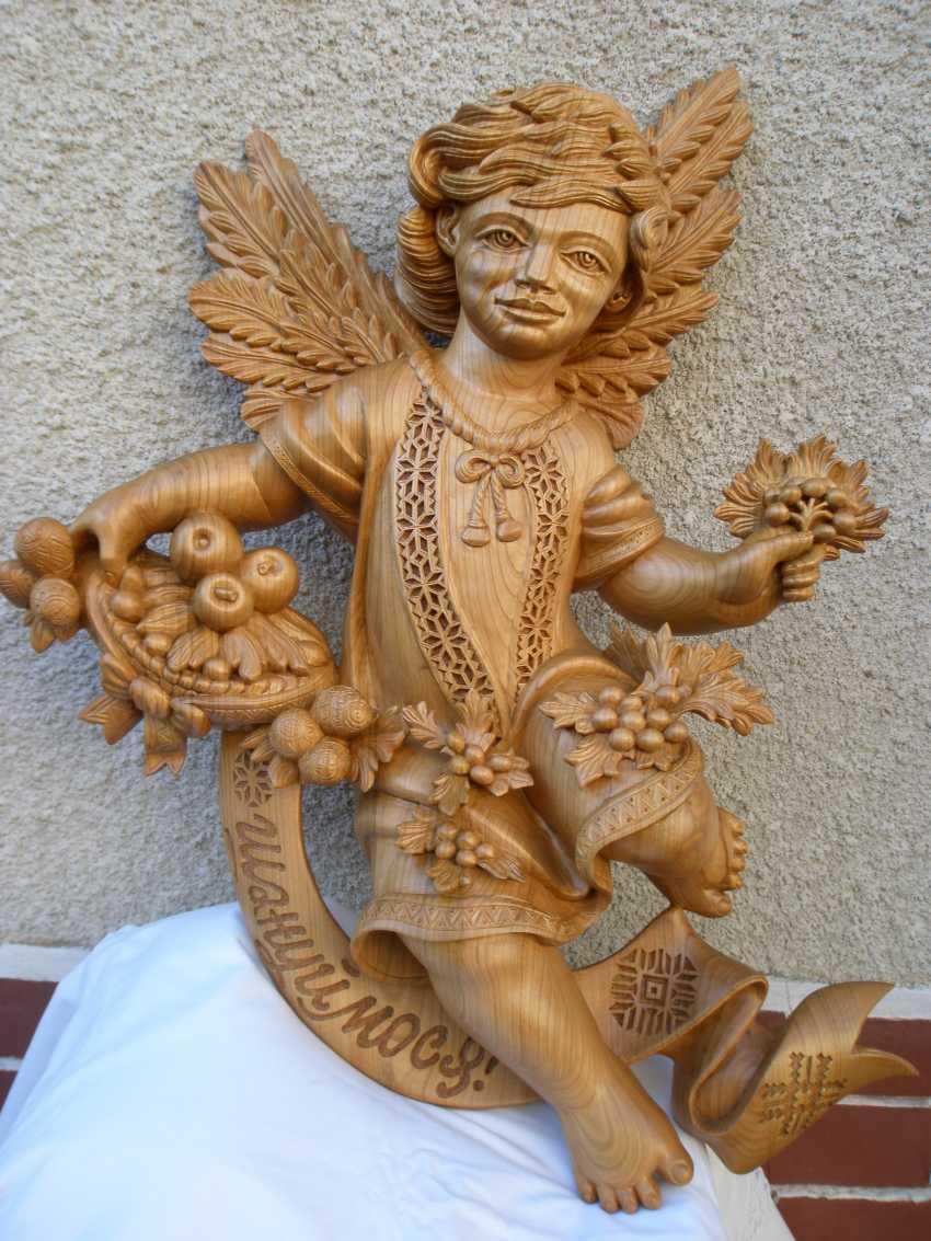 """oleg Hetmanchuk. Angel """"Sanguinosa"""" - photo 1"""