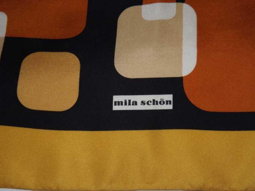 Olga Zemskhykh. Handkerchief Mila Schon , Italy. - photo 2