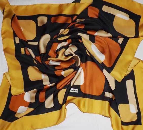Olga Zemskhykh. Handkerchief Mila Schon , Italy. - photo 4