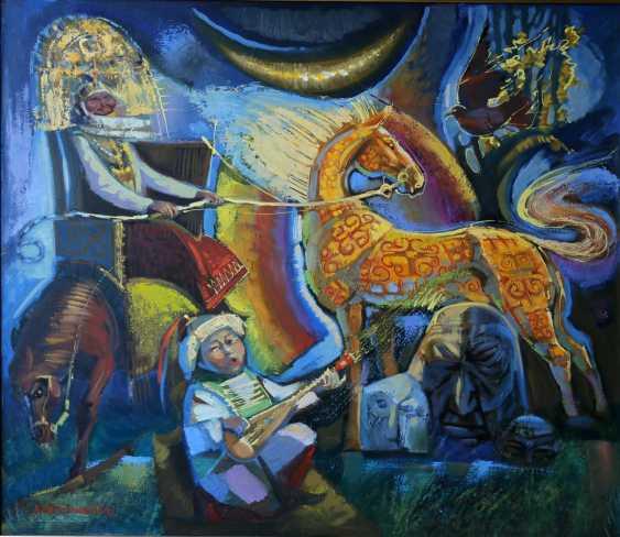 Valeriy Krestnikov. The song of the Tulpar - photo 1
