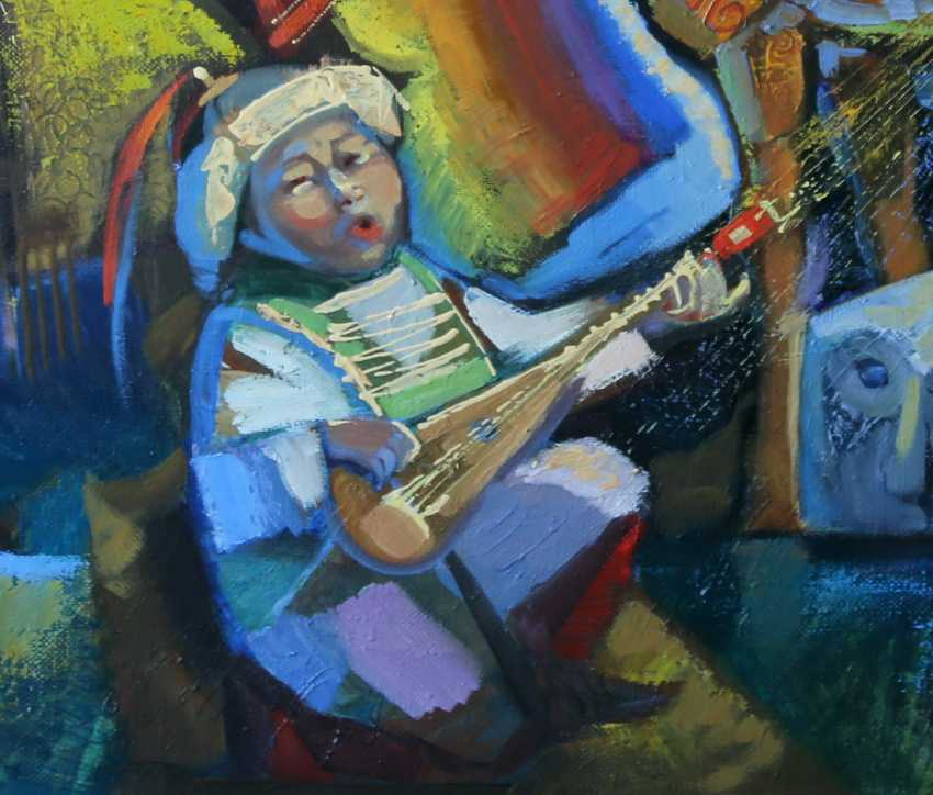 Valeriy Krestnikov. The song of the Tulpar - photo 4