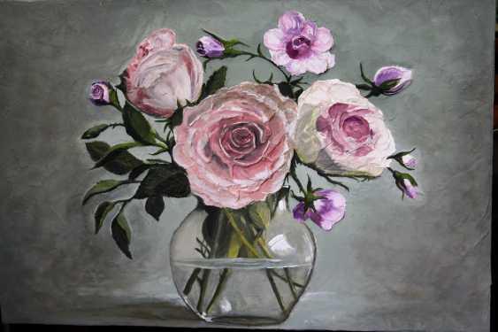 Toma Reut. Rose pastel - photo 1