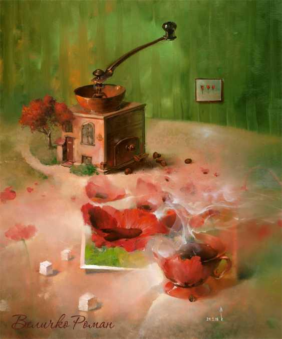 Roman Velichko. Coffee still life - photo 1