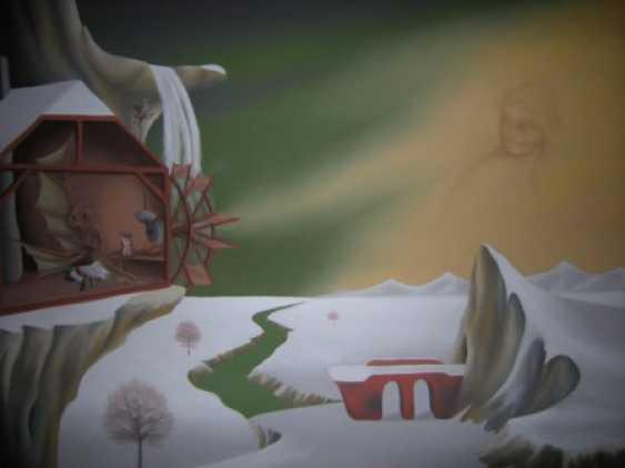 """Ingwar Reshetniak. """"Wings"""" - photo 1"""