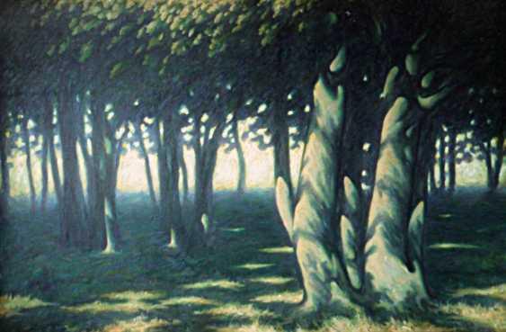 Sergey Karpukhin. Oak grove - photo 1