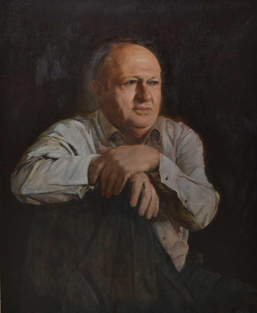 Maxim Yukhno. Portrait of a man - photo 1