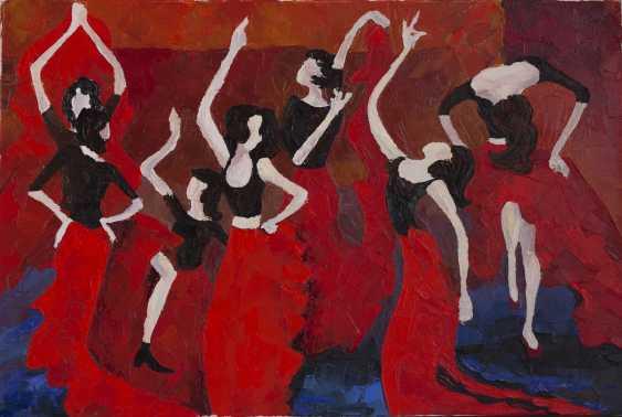 Irina Paeva. dancers - photo 1