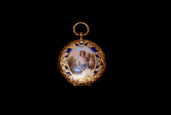 Pocket watch, Geneva XIX century. - photo 1