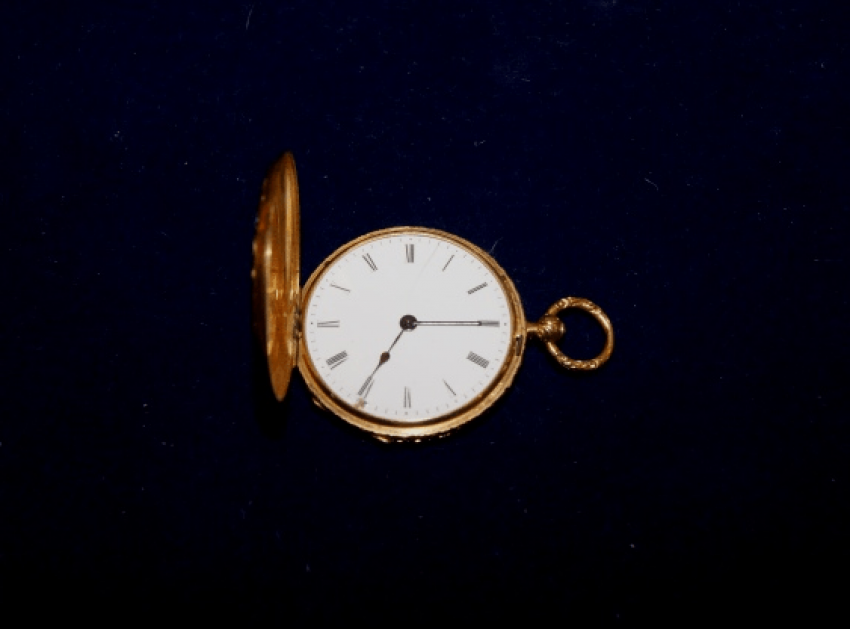 Pocket watch, Geneva XIX century. - photo 2