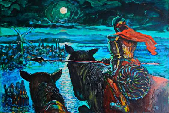lev karnaukhov. Night watch - photo 1