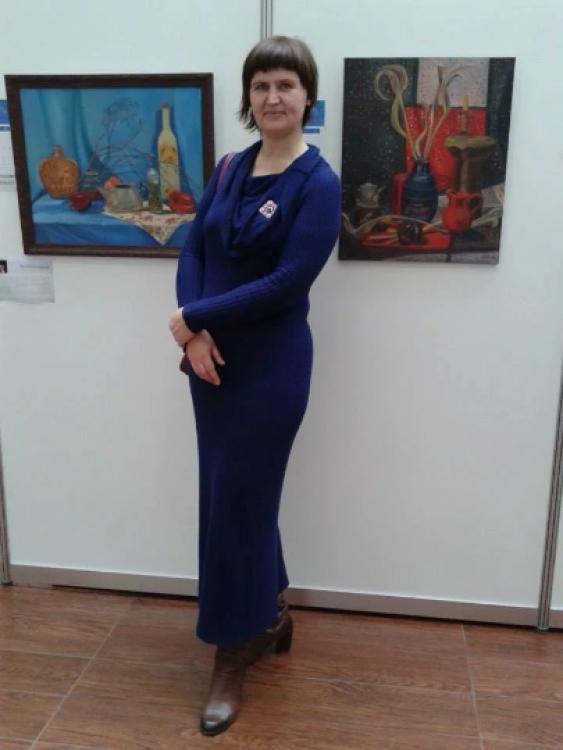 Olga Nasedkina. Spring meet (Wellcome Spring) - photo 3