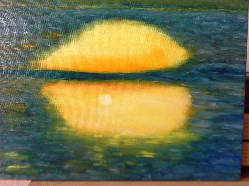 Olga Gorshkova. Silence. Sunrise - photo 1