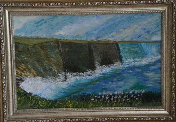 Olga Gorshkova. Sea cliffs (the Netherlands) - photo 2