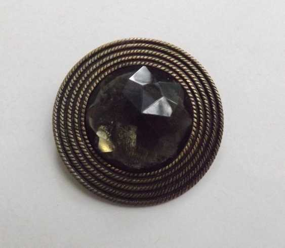 Olga Zemskhykh. Large brooch, vintage. - photo 1